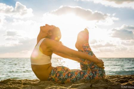 Get in Shape With Bikram Yoga